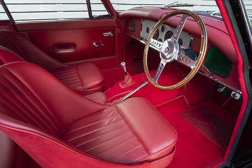 1960 JAGUAR XK150 3.8 FHC For Sale (picture 4 of 6)