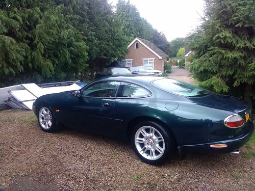 Jaguar xk8 coupe 1997 in exceptional condition For Sale (picture 3 of 6)