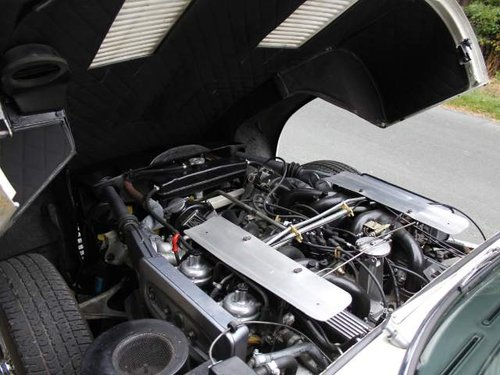 1972 Jaguar E-Type Series III V12 FHC Auto - 70k miles, UK car For Sale (picture 6 of 6)