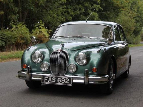 1959 Stunning Bespoke Jaguar MK2 Diesel Automatic For Sale (picture 2 of 6)
