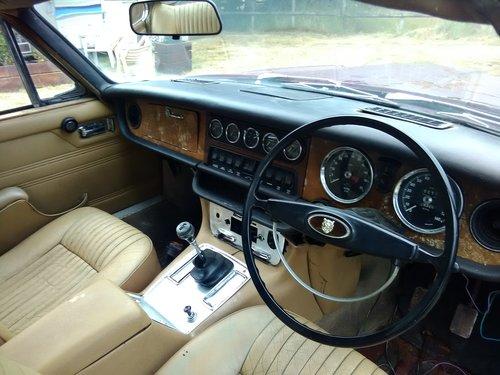 1970 Jaguar xj6 4.2 S1 Triple carb Restoration project For Sale (picture 3 of 6)
