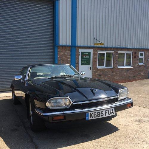 Jaguar XJS 1992 4.0 For Sale (picture 1 of 6)