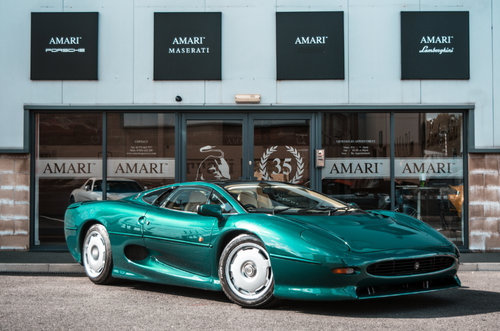 1991 Jaguar XJ220 Coupe 3.5 2DR For Sale (picture 1 of 6)