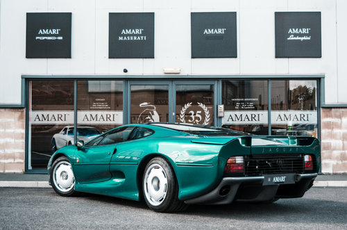 1991 Jaguar XJ220 Coupe 3.5 2DR For Sale (picture 3 of 6)
