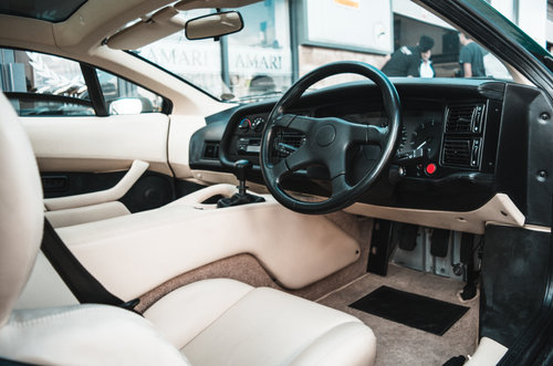 1991 Jaguar XJ220 Coupe 3.5 2DR For Sale (picture 4 of 6)
