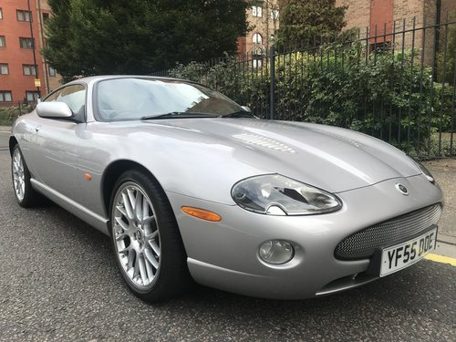 2005 IMMACULATE FULY PROVENANCED XKR -S WITH ONLY 23,350m FJSH For Sale (picture 2 of 6)