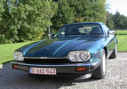 1992 Jaguar XJS 4.0i auto For Sale (picture 2 of 6)