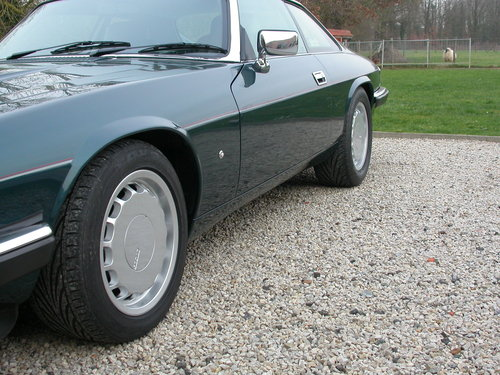 1992 Jaguar XJS 4.0i auto For Sale (picture 4 of 6)