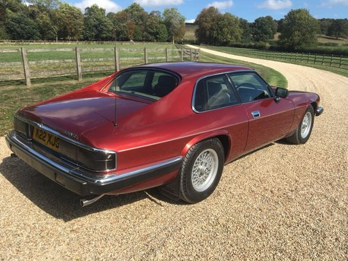 1993 XJS  V12  COUPE  JUST  59000  MILES  UNMARKED   For Sale (picture 4 of 6)
