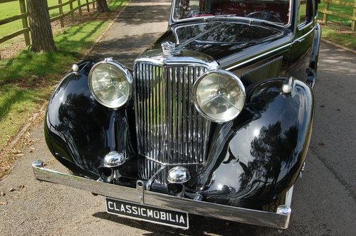 1949 Jaguar MK IV   3.5 litre left hand drive For Sale (picture 4 of 6)