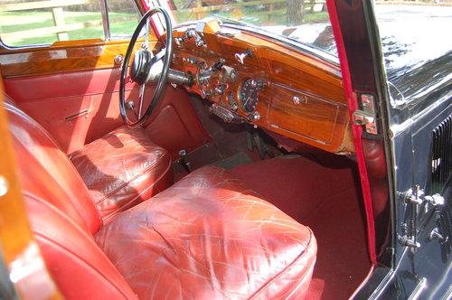 1949 Jaguar MK IV   3.5 litre left hand drive For Sale (picture 6 of 6)