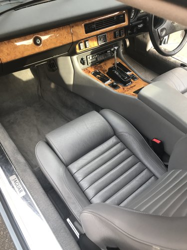 1989 Jaguar 3.6 XJS Auto For Sale (picture 3 of 6)