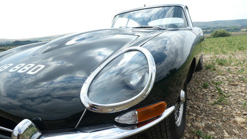 1966 Jaguar E Type Series 1 4.2 Litre  For Sale (picture 2 of 6)