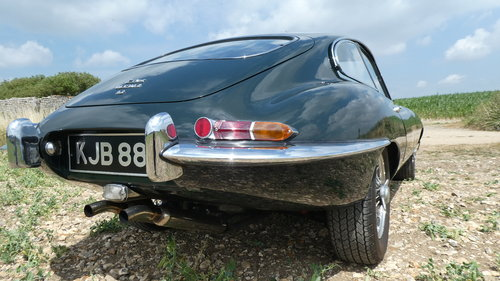 1966 Jaguar E Type Series 1 4.2 Litre  For Sale (picture 3 of 6)