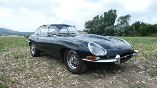1966 Jaguar E Type Series 1 4.2 Litre  For Sale (picture 6 of 6)