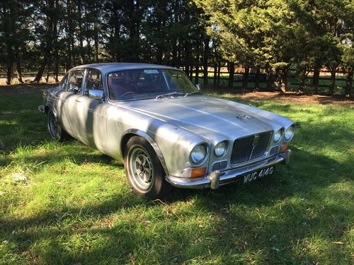 1969 Jaguar XJ6 Series 1 (Very Early) January Sale For Sale (picture 1 of 6)