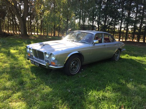 1969 Jaguar XJ6 Series 1 (Very Early) January Sale For Sale (picture 2 of 6)