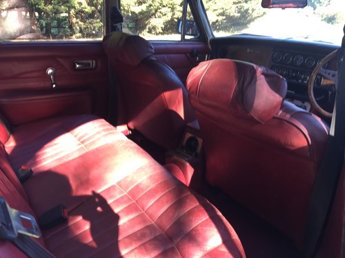 1969 Jaguar XJ6 Series 1 (Very Early) January Sale For Sale (picture 4 of 6)