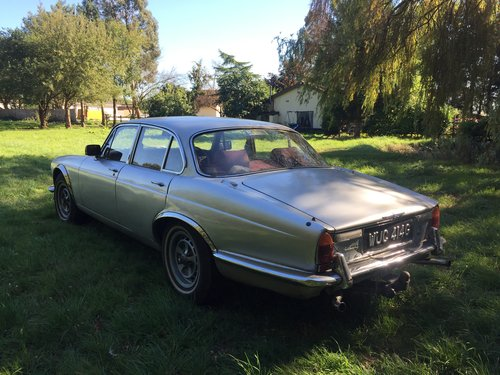 1969 Jaguar XJ6 Series 1 (Very Early) January Sale For Sale (picture 6 of 6)