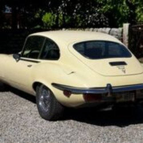 1972 Jaguar E-Type V12 Coupe ~ LHD For Sale (picture 3 of 6)