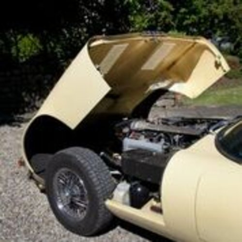 1972 Jaguar E-Type V12 Coupe ~ LHD For Sale (picture 4 of 6)
