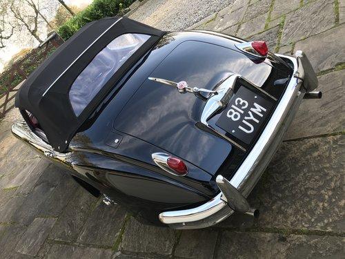 1958 Jaguar XK150 3.4 'S' Roadster ~ LHD For Sale (picture 6 of 6)