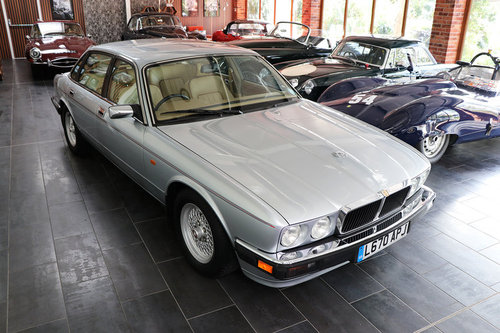 1994 XJ40 6.0 V12 For Sale (picture 1 of 6)