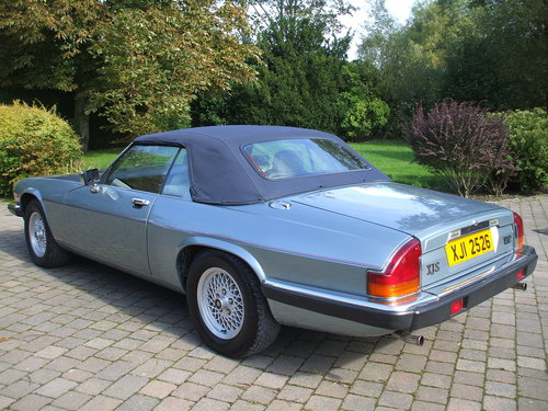 1990 XJS Convertable  For  Sale.  For Sale (picture 3 of 6)