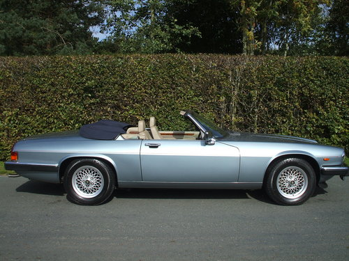 1990 XJS Convertable  For  Sale.  For Sale (picture 6 of 6)