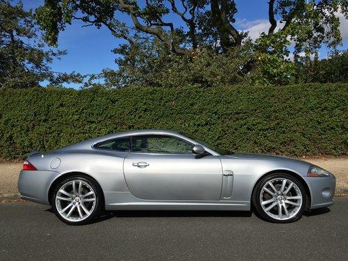 2006 Jaguar  XK 4.2 V8 Coupe Automatic - Excellent condition SOLD (picture 1 of 6)