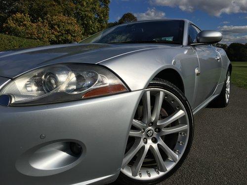 2006 Jaguar  XK 4.2 V8 Coupe Automatic - Excellent condition SOLD (picture 3 of 6)