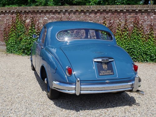 1958 Jaguar MK1 3.4 top restored condition, matching numbers and  For Sale (picture 6 of 6)