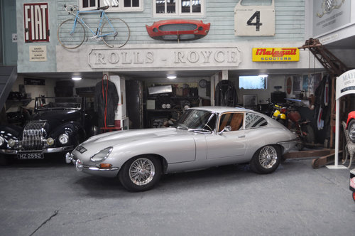 1964 Jaguar E-type Series 1 3.8 Fixed Head Coupe For Sale (picture 1 of 6)