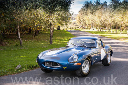 1968 Jaguar E-Type Series 1 4.2 Semi-Lightweight For Sale (picture 1 of 6)