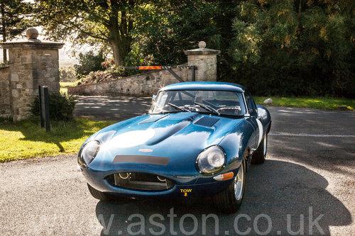1968 Jaguar E-Type Series 1 4.2 Semi-Lightweight For Sale (picture 6 of 6)
