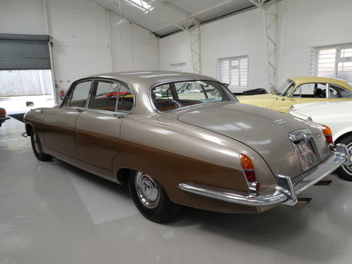 1963 Jaguar MK10 - Exceptional & Original Condition SOLD (picture 3 of 6)