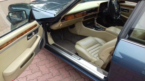 1993 Jaguar 4.0 Coupe For Sale (picture 6 of 6)