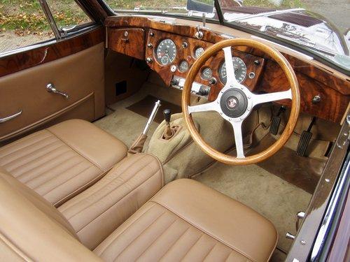 1955 Jaguar XK140 DHC For Sale (picture 5 of 6)