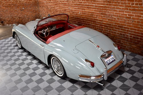 1958 Jaguar XK150 Roadster For Sale (picture 2 of 6)