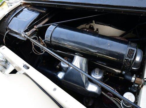 1950 Jaguar MK V 3.5 Litre 3-position DHC SOLD (picture 6 of 6)