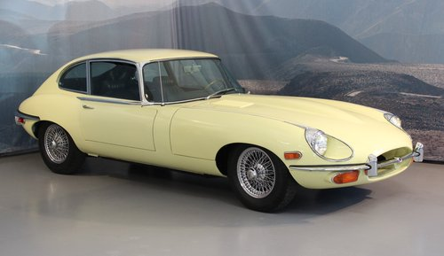 1969 Jaguar E-type 4,2 2+2 For Sale (picture 1 of 6)
