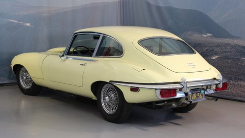 1969 Jaguar E-type 4,2 2+2 For Sale (picture 2 of 6)