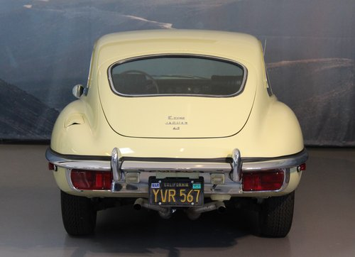 1969 Jaguar E-type 4,2 2+2 For Sale (picture 3 of 6)