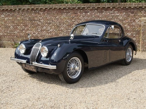 1951 Jaguar XK120 SE FHC fully restored condition! only 753 For Sale (picture 1 of 6)