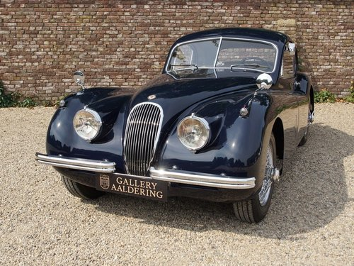 1951 Jaguar XK120 SE FHC fully restored condition! only 753 For Sale (picture 6 of 6)