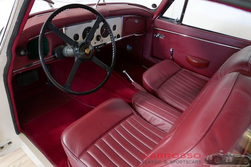 Jaguar XK150 3.4 FHC 1958 in fully restored condition For Sale (picture 3 of 6)