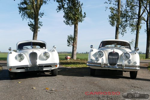 Jaguar XK150 3.4 FHC 1958 in fully restored condition For Sale (picture 6 of 6)