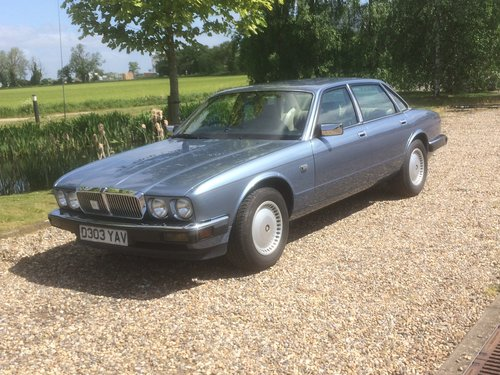 1986 Jaguar XJ6. 1 owner, 24000 miles. For Sale (picture 2 of 6)