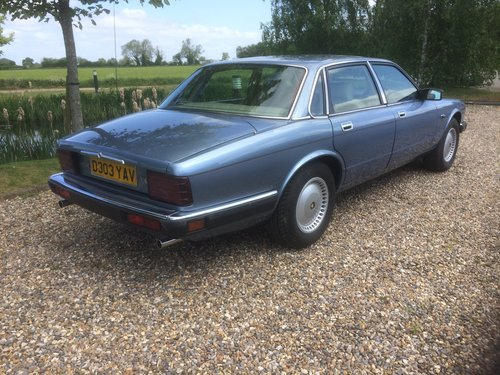1986 Jaguar XJ6. 1 owner, 24000 miles. For Sale (picture 4 of 6)