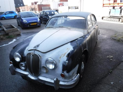 1966 Jaguar MK2 RHD to restore for sale For Sale (picture 6 of 6)